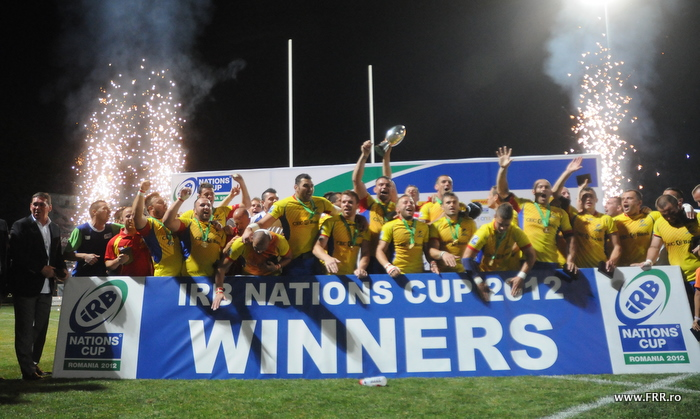 World Rugby Nations Cup, o competitie de traditie ajunsa la a XI-a editie.