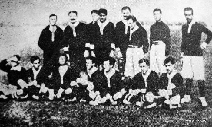 In urma cu 102 ani s-a jucat primul meci de rugby in Romania.