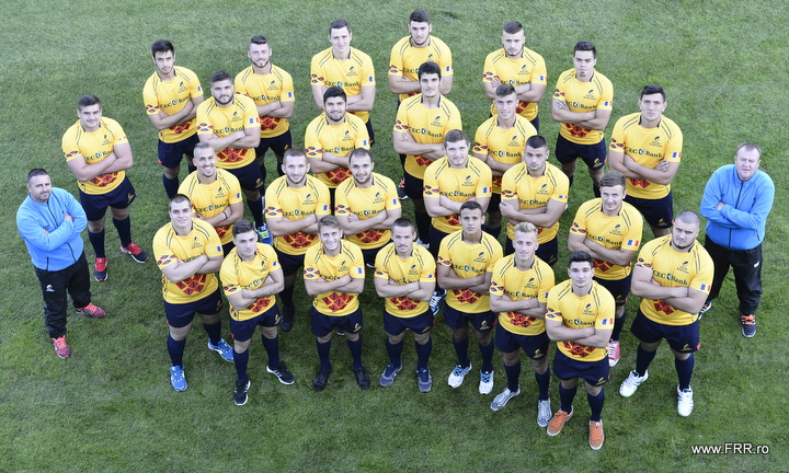 Romania s-a clasat pe pozitia secunda la Campionatul European U19.