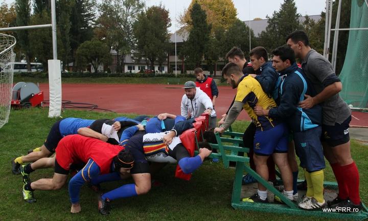 Nationala de U19 continua pregatirea pentru Campionatul European.