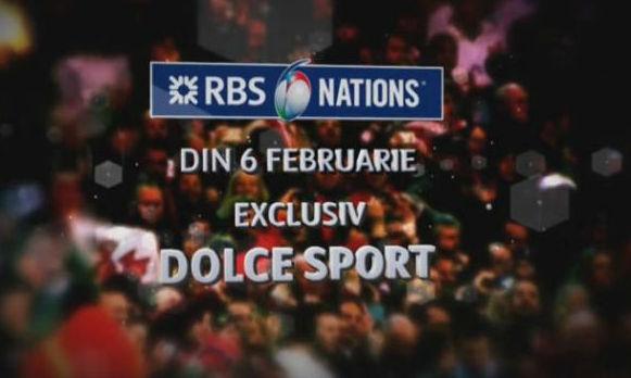 Rugbyul-spectacol se joaca la Dolce Sport.