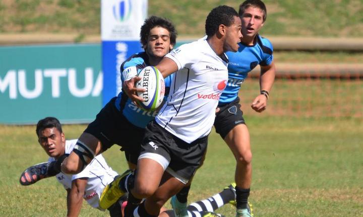 S-au disputat primele partide din cadrul World Rugby Trophy U20.