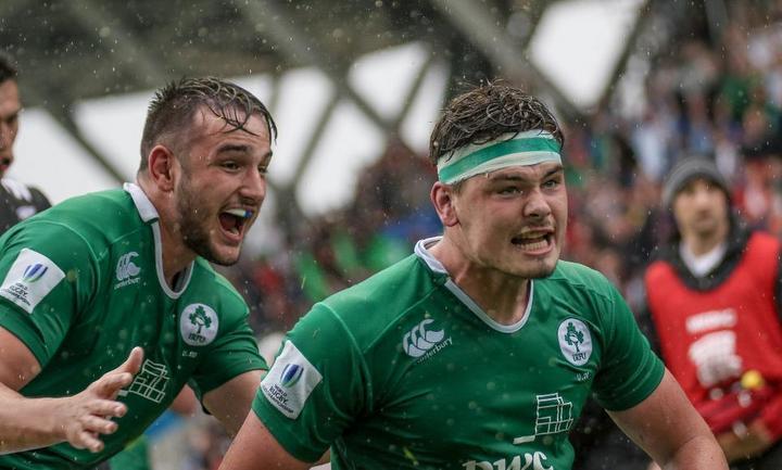 Irlanda si Argentina, surprizele de la World Rugby U20 Championship.