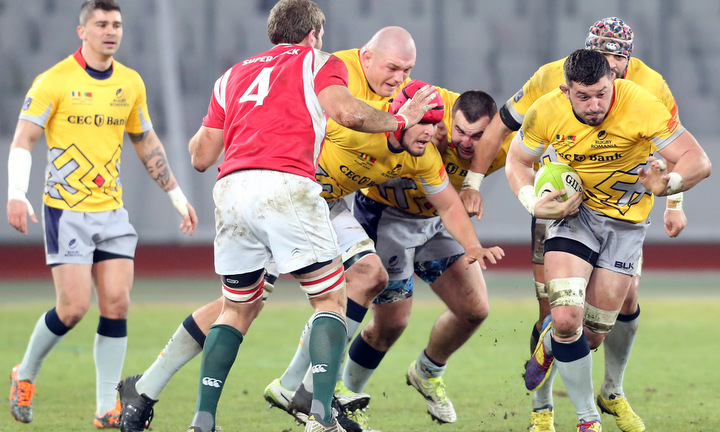 Primul XV al Romaniei pentru meciul cu Namibia de la World Rugby Nations Cup. 6 debutanti printre Stejari.