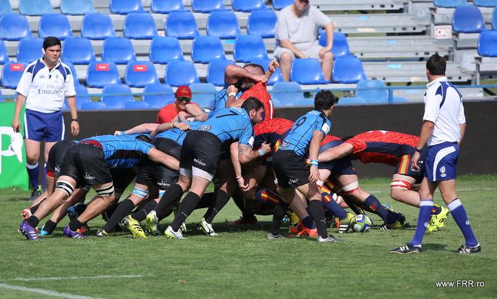 Uruguay a invins Spania cu 16-0.