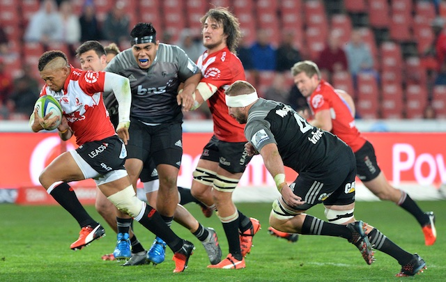 Hurricanes-Chiefs si Lions-Highlanders sunt semifinalele din Super Rugby.