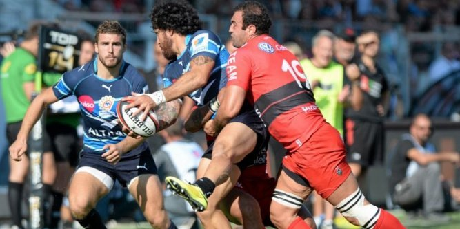 Toulon castiga derbyul cu Montpellier in etapa 7 din Top 14.