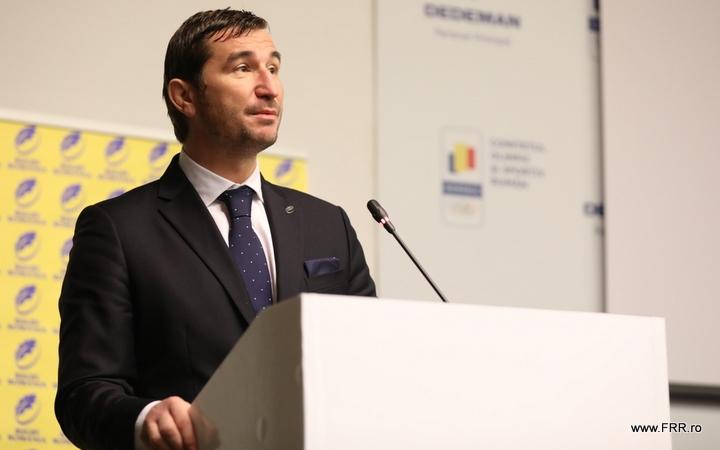 Alin Petrache a fost ales cu unanimitate de voturi Presedinte al Federatiei Romane de Rugby.Alin Petrache