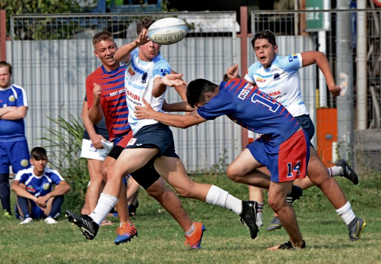 Festivalul de Rugby Gălățean.