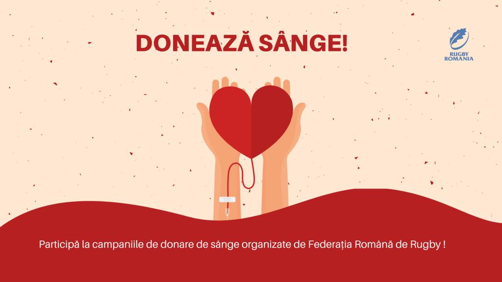 Campania Donează!